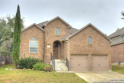 Bexar County Single Family Home New: 3030 Colorado Cove