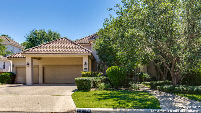 San Antonio Single Family Home New: 19106 Harvest Glen
