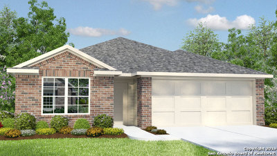 Guadalupe County Single Family Home New: 2501 McCrae