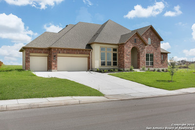 Bexar County Single Family Home New: 6514 Stearin Way
