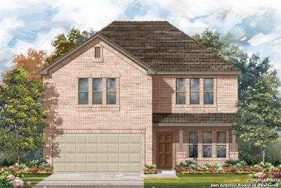 New Braunfels Single Family Home New: 3861 Brentwood Way