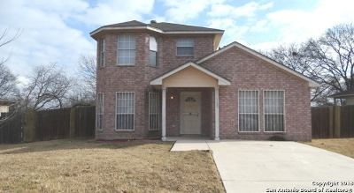 Converse Single Family Home For Sale: 7407 Coers Blvd