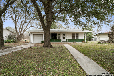 Cibolo TX Single Family Home Active Option: $114,900