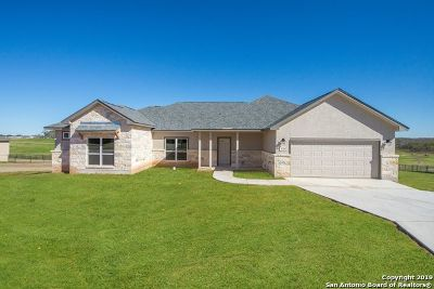 Floresville TX Single Family Home New: $330,055