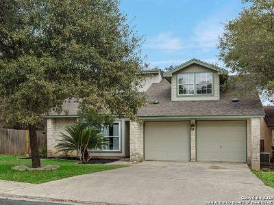 San Antonio Single Family Home Active RFR: 15250 Arroyo Moss St