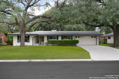 San Antonio Single Family Home New: 407 Pike Rd (Lot 8)