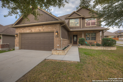 Cibolo TX Single Family Home Active Option: $259,900