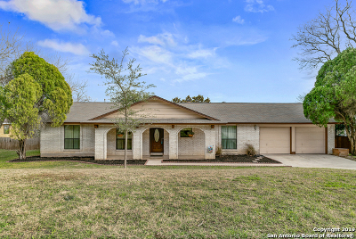 Universal City Single Family Home Active Option: 1220 Cibolo Trail