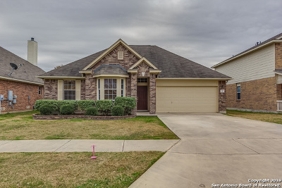 Cibolo Single Family Home New: 221 Lakota Ct