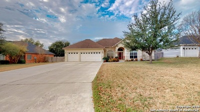 New Braunfels Single Family Home Active Option: 2336 Country Grace