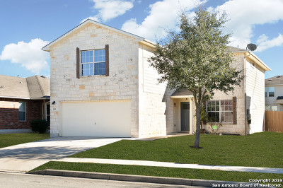 Cibolo Single Family Home New: 325 Prickly Pear Dr