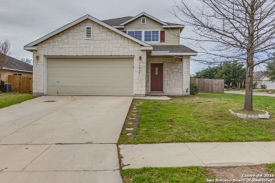 Selma Single Family Home For Sale: 16427 Alamo Derby