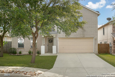 Schertz Single Family Home New: 3338 Whisper Haven