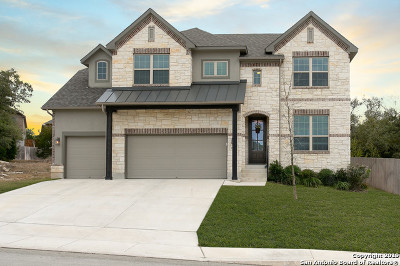 San Antonio Single Family Home New: 1814 Granite Ridge