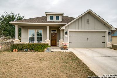 Schertz Single Family Home New: 11803 Hopes Hollow