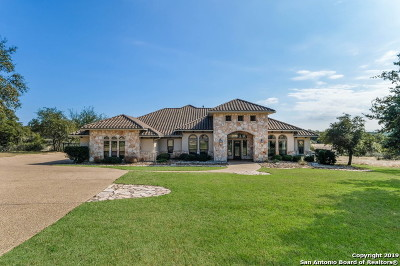 New Braunfels Single Family Home New: 1218 Vintage Way