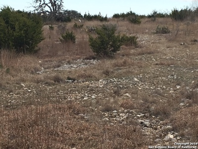Boerne Residential Lots & Land For Sale: 84 Diamond Ridge
