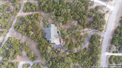 Boerne Single Family Home Back on Market: 9018 Highlands Cove