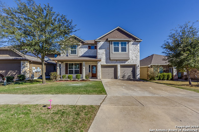 Cibolo Single Family Home New: 321 Brook Shadow