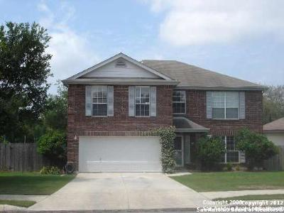 Schertz Single Family Home Active Option: 3501 Saratoga Pl