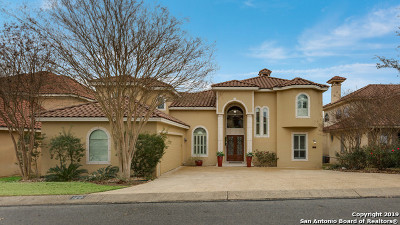 San Antonio Single Family Home New: 120 Stone Hill Dr