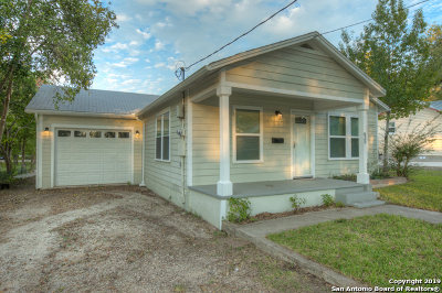 New Braunfels Single Family Home New: 635 Magazine Ave