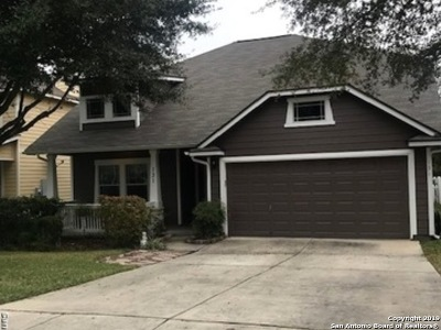 Cibolo Single Family Home Active Option: 131 Brookview