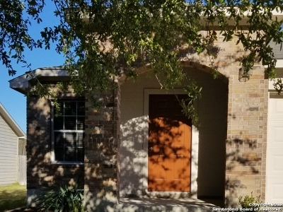 Cibolo Single Family Home New: 108 Pinto Pl