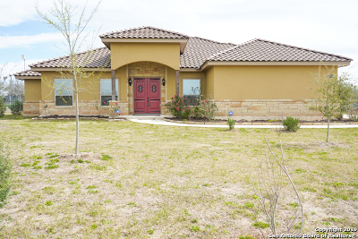 Castroville Single Family Home For Sale: 148 Private Road 4703