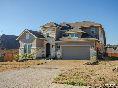 Bulverde Single Family Home New: 32143 Mirasol Bend