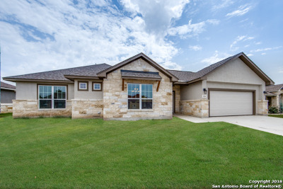 Floresville TX Single Family Home New: $334,935