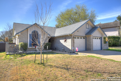 Universal City Single Family Home New: 306 Sunrise Canyon Dr