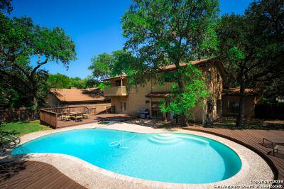 San Antonio Single Family Home New: 14403 Dark Star St