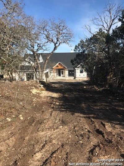 Boerne Single Family Home New: 113 Mountain View Trail