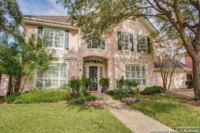 San Antonio Single Family Home New: 7 Waldenshire