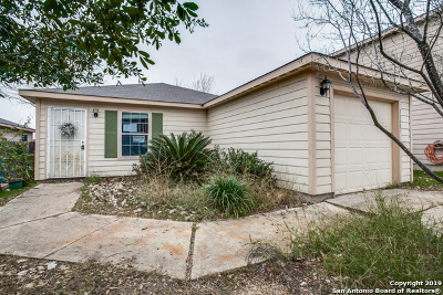 Single Family Home New: 11403 Fire Canyon