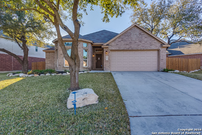 Helotes Single Family Home New: 13015 Five Brks