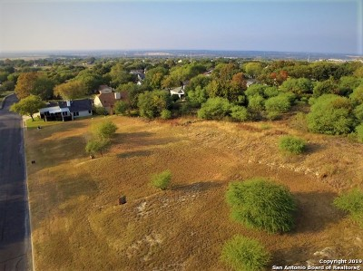 Guadalupe County Residential Lots & Land New: Vista Dr