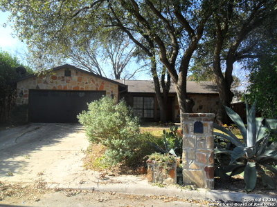 Single Family Home For Sale: 2338 Frontier Trail
