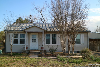 New Braunfels Single Family Home New: 2055 Spur St