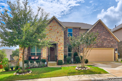 San Antonio Single Family Home Active Option: 13028 Heritage Grove