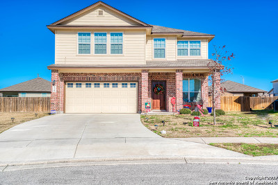 New Braunfels Single Family Home New: 318 Creekview Way