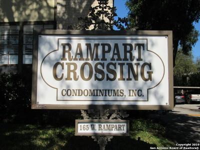 San Antonio Condo/Townhouse New: 165 W Rampart Dr #1206