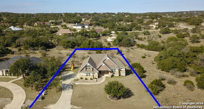 New Braunfels Single Family Home New: 1061 Bridlewood