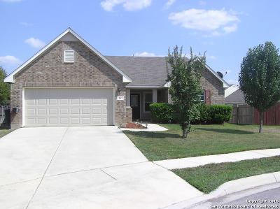 Cibolo Single Family Home New: 201 Olympic Dr