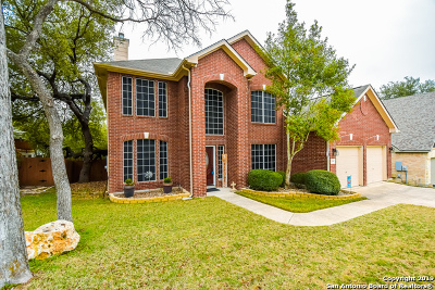 Schertz Single Family Home Price Change: 2504 Woodbridge Way
