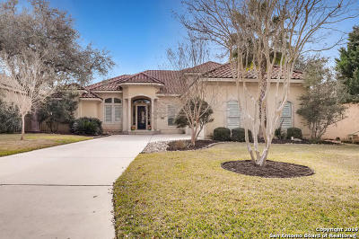 San Antonio Single Family Home New: 230 Verbena Hill