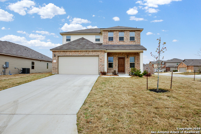 New Braunfels TX Single Family Home New: $284,900