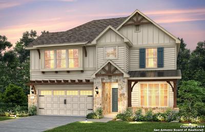 Schertz Single Family Home New: 9202 Oak Bud