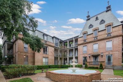San Antonio Condo/Townhouse New: 7707 Broadway St #27